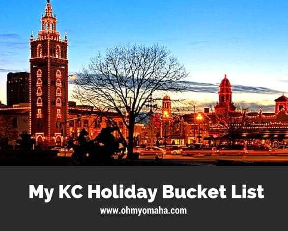 Kansas City Holiday Bucket List