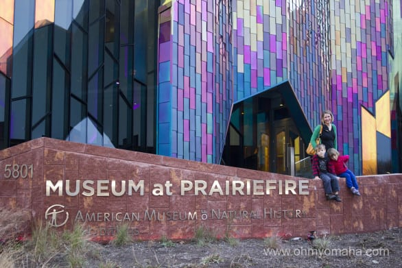 Just take a look at the spectacular exterior of The Museum at Prairiefire in Overland Park, Kan.
