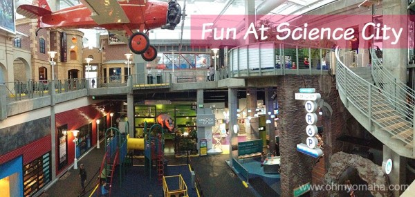 Family Fun At Science City