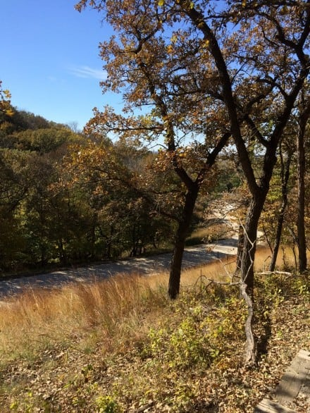 Get out into nature at the Dorothy Pecaut Nature Center at State Park. Photo courtesy Visit Sioux City