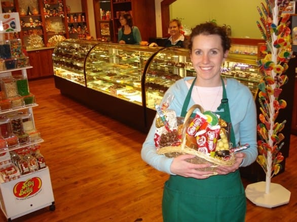 Everyone finds something they like at Palmer Candy Co. Photo courtesy Visit Sioux City