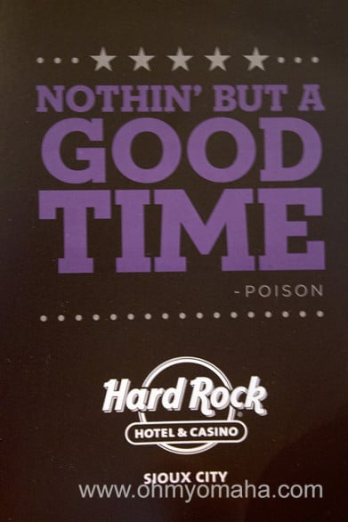 Hard Rock Casino & Hotel Sioux City quote