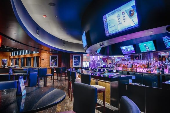 Hard Rock Hotel & Casino Sioux City bar