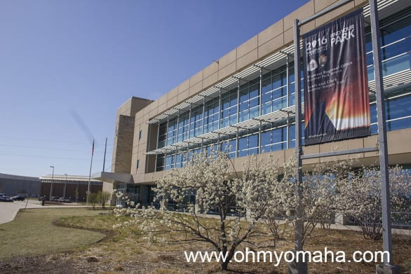 The National Parks Service's Midwest Region headquarters to the Lewis & Clark Trail is in Omaha.