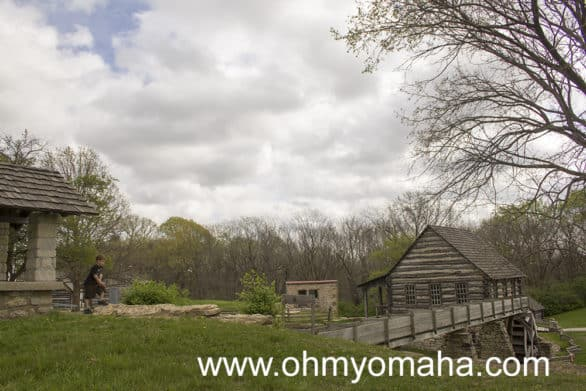 Shoal Creek Living History Museum is in Kansas City, Missouri.