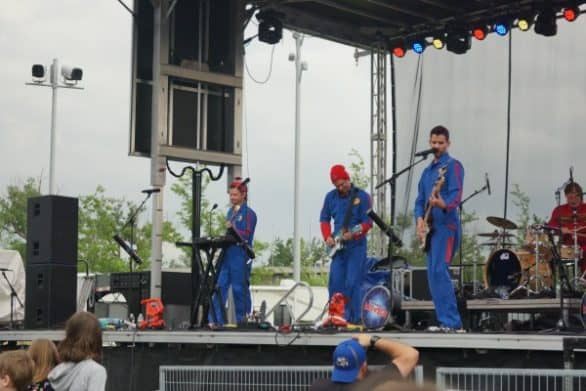 Imagination Movers at Loessfest