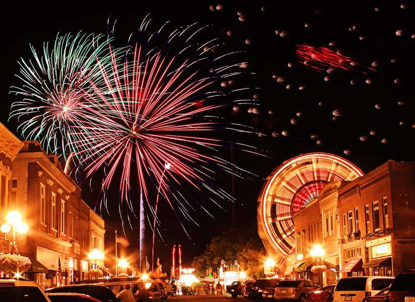 Clear Lake Independence Day festivities in Iowa