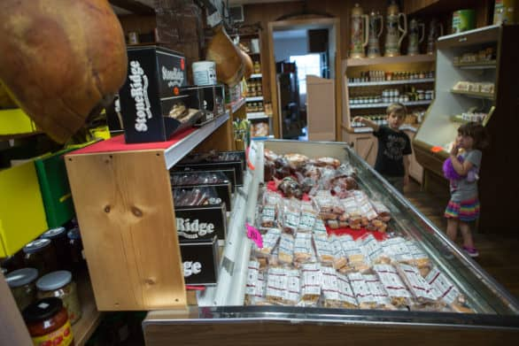 Things to do in Amana Colonies - Have samples at the Amana Meat and Smoke House.
