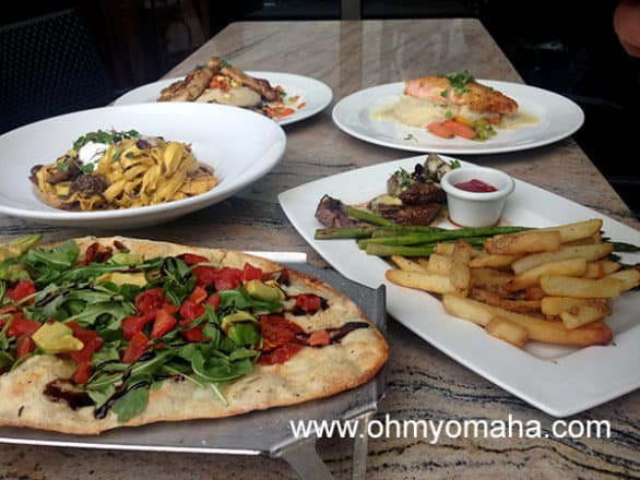 What would you order if you had $25 to spend at Crave in Omaha?