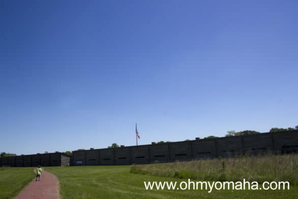 The outside of Fort Atkinson doesn't really indicate much of what's waiting for your family inside, does it?
