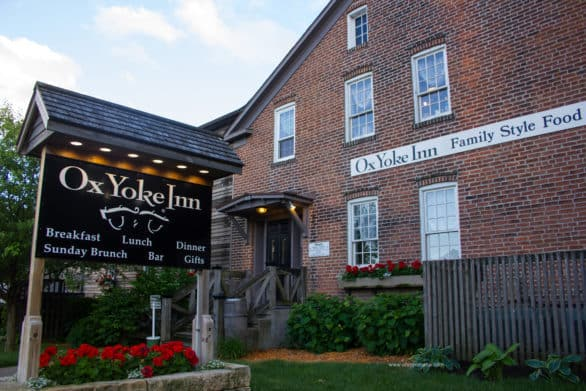 Ox Yoke Inn was our family's favorite restaurant in Amana, Iowa.