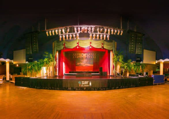 Clear Lake Bucket List - Visit the historical Surfside Ballroom