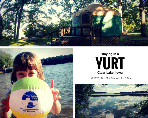 Yurt Clear Lake title