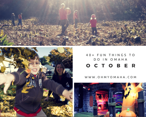 photo of fun things to do in October