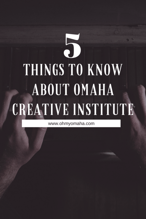 5 Things To Know About Omaha Creative Institute