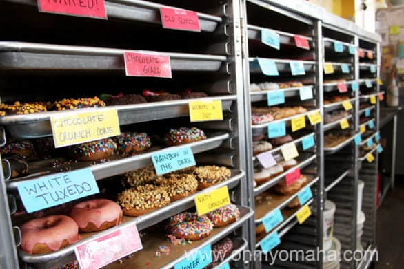 Donut Whole is one of the kid-friendly Wichita restaurants.