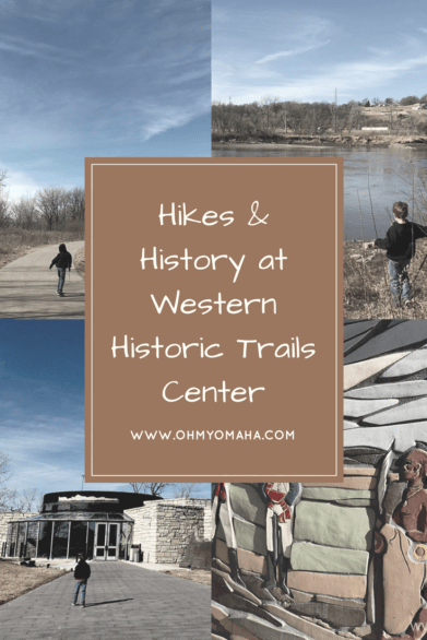 Explore the pioneer history of Iowa & Nebraska at the Western Historic Trails Center #familytravel #history