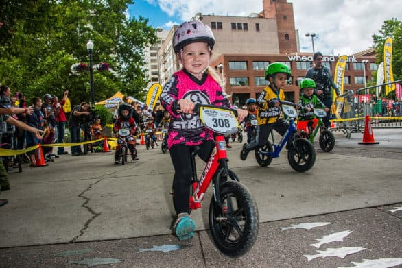 strider bike race lincoln