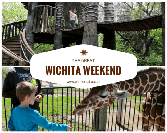 Great Wichita Weekend Graphic