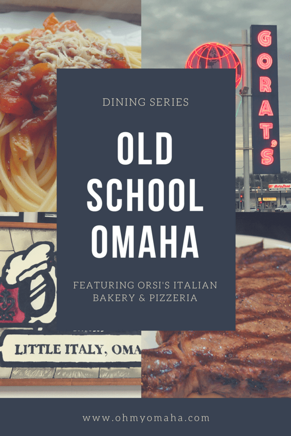 Orsi's Italian Bakery is Omaha's oldest restaurant located in Little Italy #eatlocal #Nebraska #Omaha
