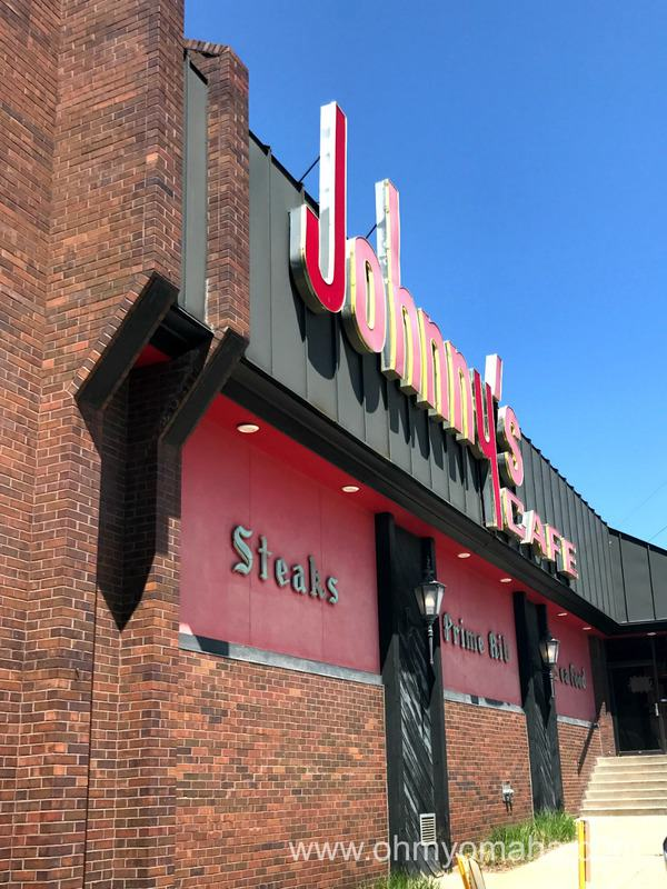 Johnny's Cafe exterior