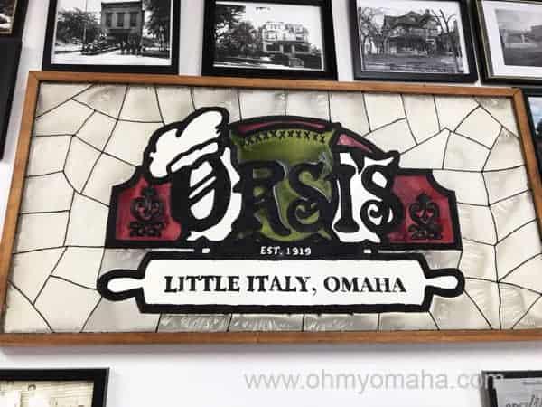 Old School Omaha: Orsi's Italian Bakery & Pizzeria