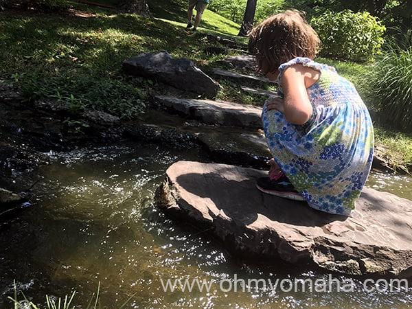 Visiting Missouri Botanical Garden With Kids