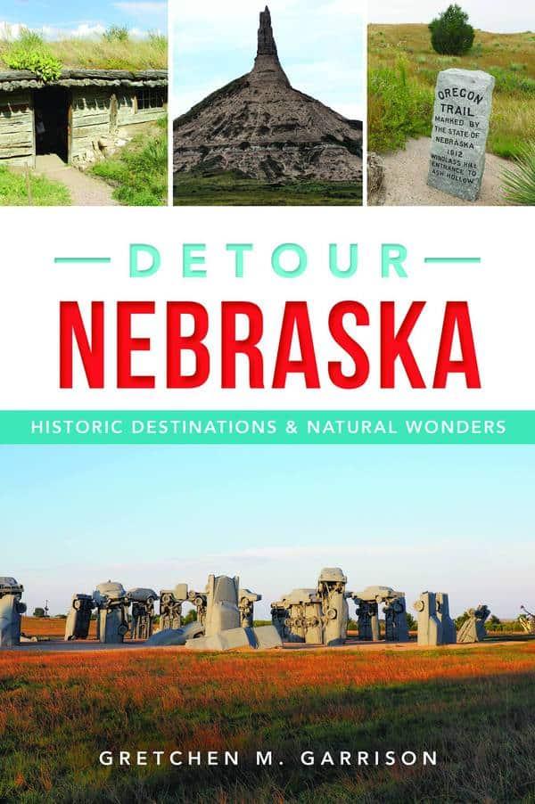 Detour Nebraska book cover