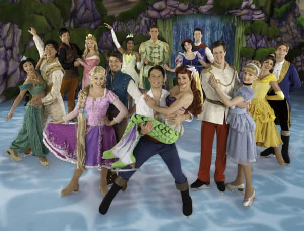 Disney On Ice Presents Dream Big In Omaha