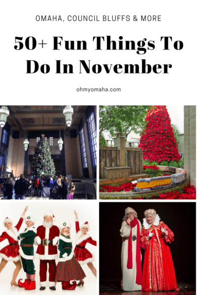 christmas displays and more on this list if you have an event that should be added please email me at ohmyomaha at gmail dot com thanks - Fun Things To Do On Christmas Eve