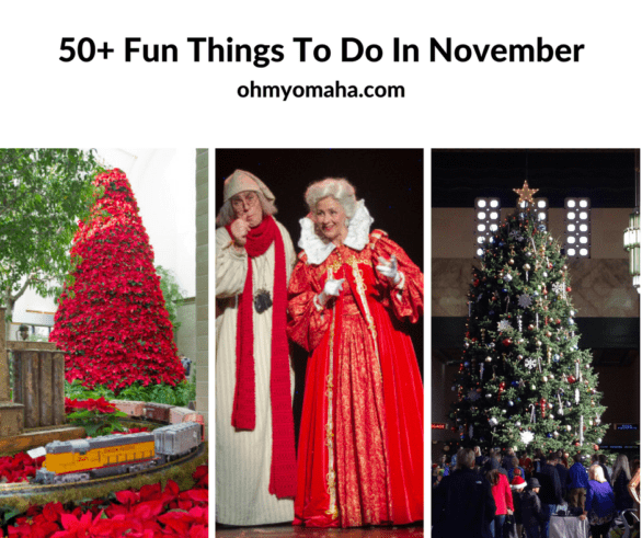 Things to do November