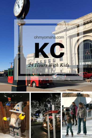 24 hours Kansas City guide