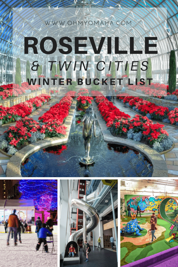 Things to do in Twin Cities & Roseville - Ultimate bucket list for winter activities for these #Minnesota cities #winter #familytravel