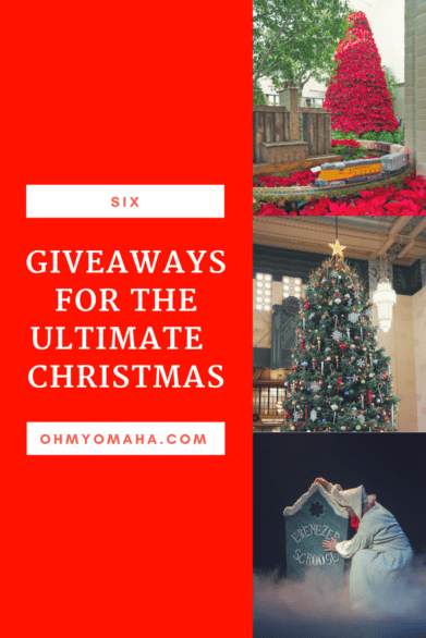 Omaha Christmast Experience Giveaway