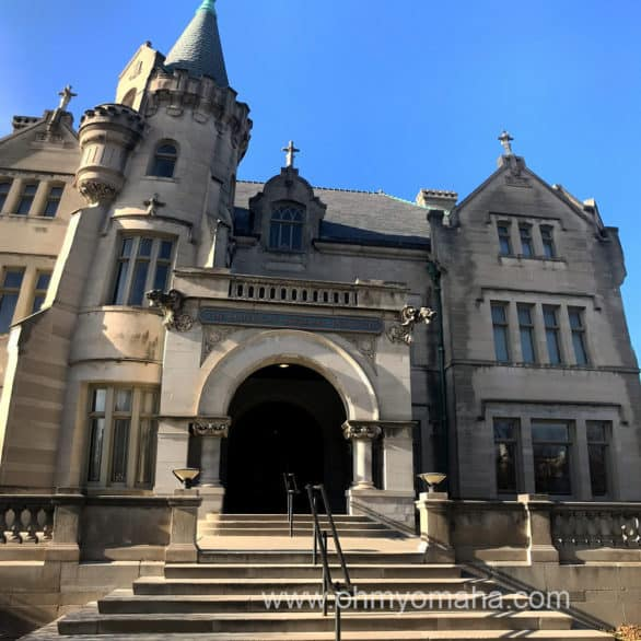 The American Swedish Institute is inside the Turnblad Mansion in Minneapolis.