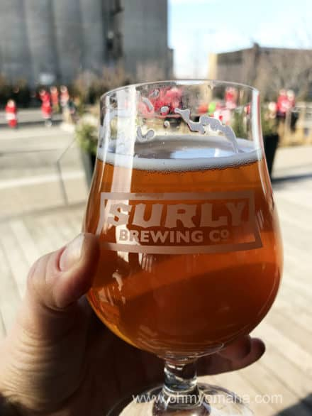 Surly Brewing Co. in St. Paul, Minn., is a surprisingly family-friendly beer hall and brewery.