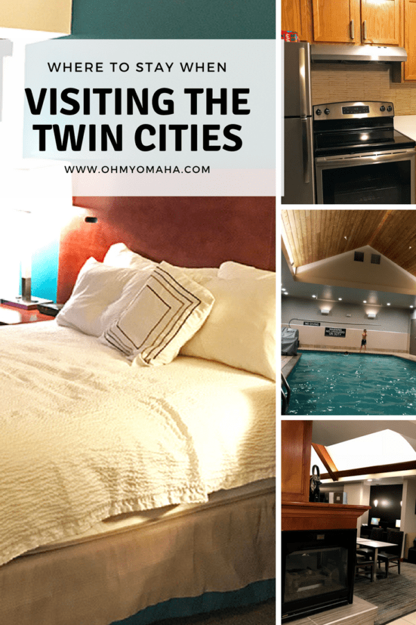 Where To Stay Near The Twin Cities