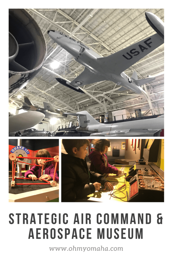 Guide to Strategic Air Command & Aerospace Museum in Nebraska