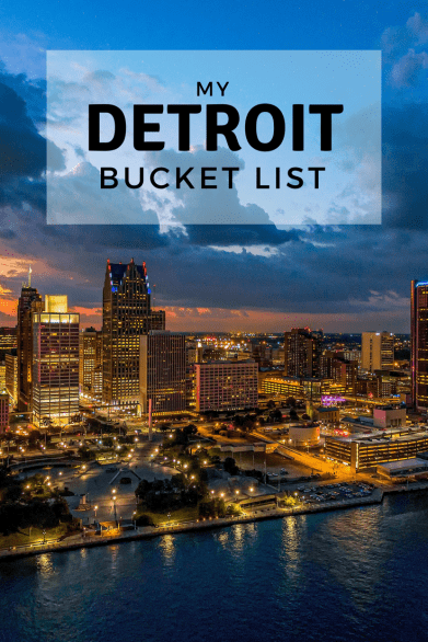 List of things to do in Detroit