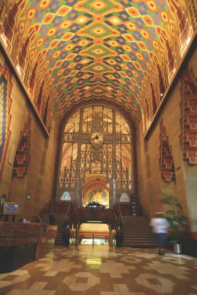 Guardian Building in Detroit