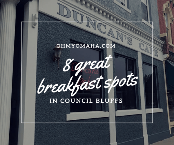 8 Great Places To Get Breakfast In Council Bluffs