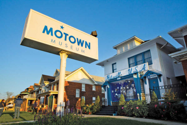 Taking Kids To The Motown Museum