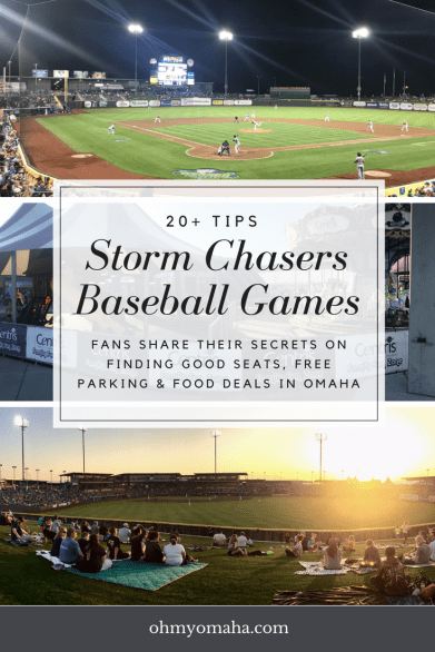 Good things to know about Omaha Storm Chasers games