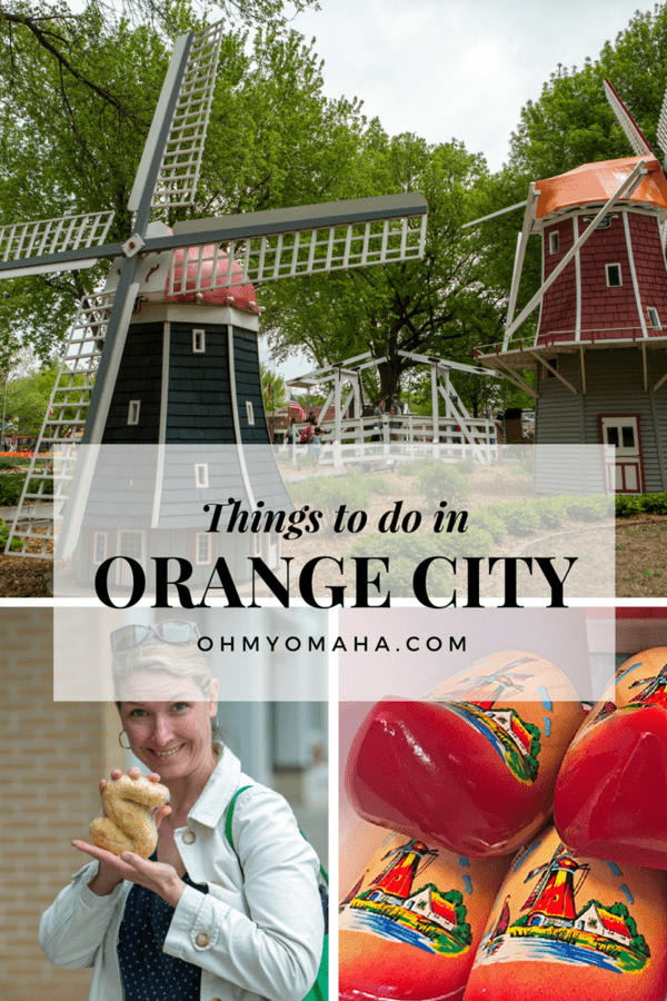 Great list of things to do in Orange City, Iowa | Kid-friendly activities in Orange City