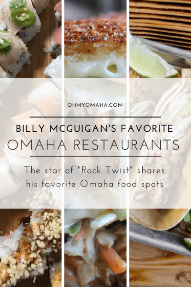 list of favorite restaurants in Omaha