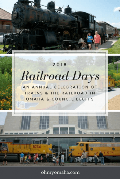 guide to Railroad Days Omaha