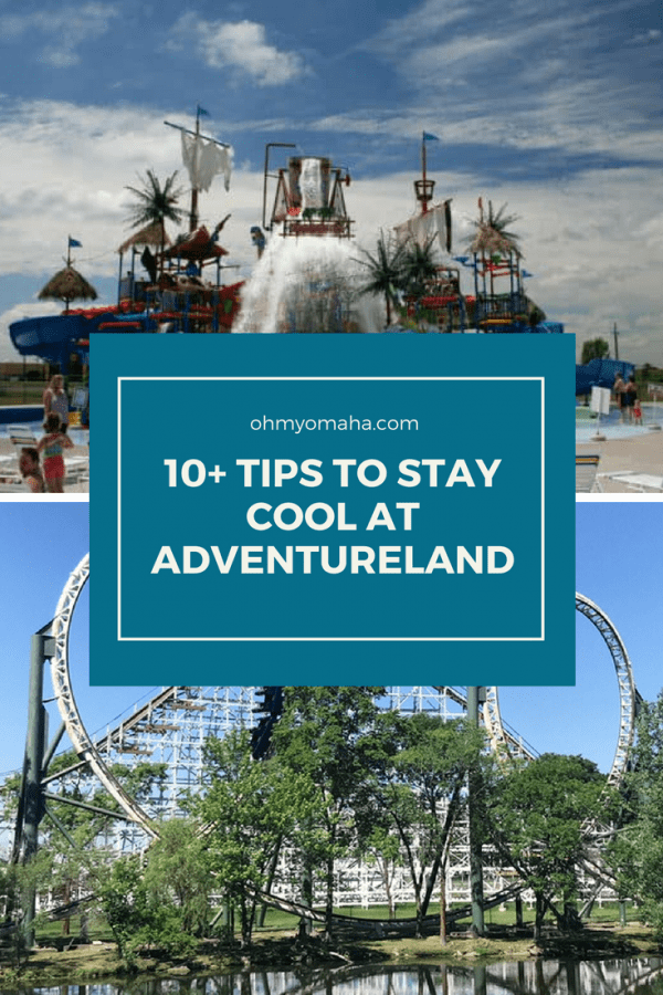 How To Stay Cool At Adventureland
