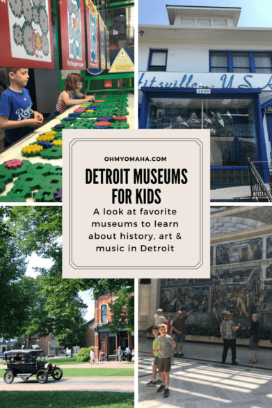 What to expect at top Detroit museums for families, including The Henry Ford, Michigan Science Center & Detroit Institute of Arts