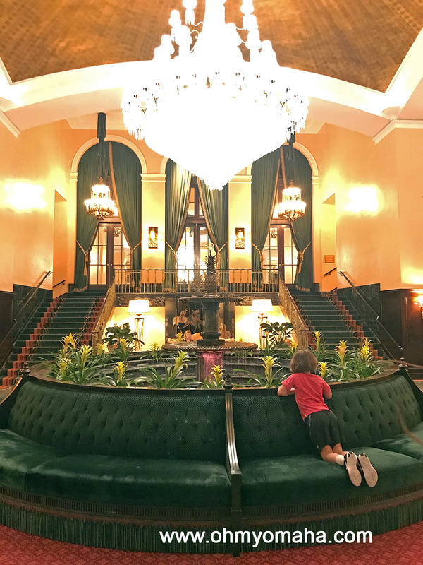 Where to stay in Grand Rapids, Michigan - The historic Amway Grand Plaza Hotel