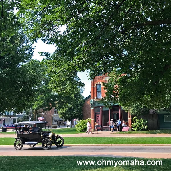 Model T at Greenfield Village